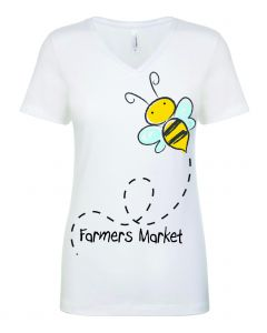 Custom T-Shirt Top Trend Bright Graphics