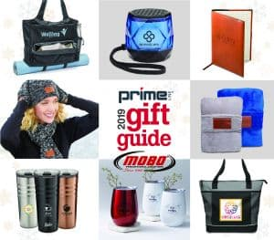 Prime Line 2019 Gift Guide catalogue