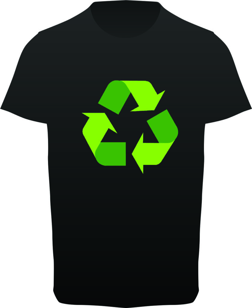 recycled shirt